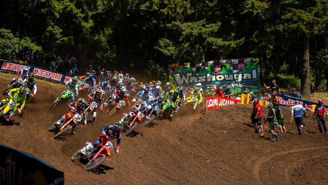 Sexton Prevails at Washougal to Become Fourth Different Winner in 2021 Lucas Oil Pro Motocross Championship
