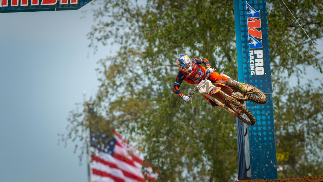 SEASON BEST FINISHES FOR WEBB AND VOHLAND AT REDBUD MX NATIONAL