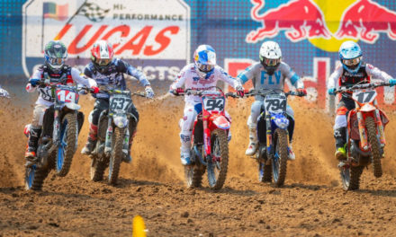 Ferrandis Makes it Back to Back at RedBud National for Third Lucas Oil Pro Motocross Victory – Hampshire Prevails for First Win of the Season in the 250 Class