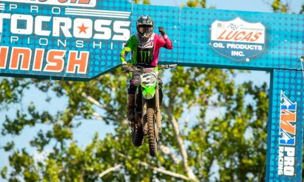 Tomac Breaks Through for First Victory of the Season at Ironman to Become Fifth Different Winner of 2021