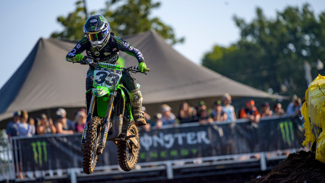 Kawasaki Team Green™ Riders Collect Five Championships and 25 Top-5 Finishes During the 2021 Monster Energy® AMA Amateur National Motocross Championship