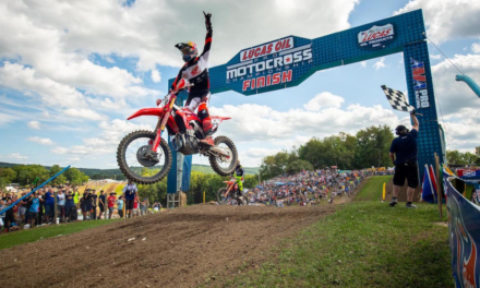 Roczen Dominant at Unadilla, Sweeps Motos for Second Win of 2021 Lucas Oil Pro Motocross Championship