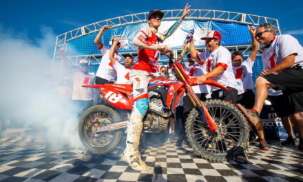 Teenager Jett Lawrence Becomes First Australian to Win Lucas Oil Pro Motocross 250 Class Championship
