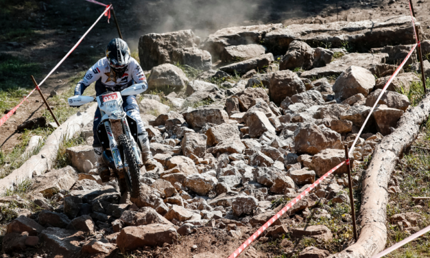 BILLY BOLT MOVES TO THE TOP OF HARD ENDURO WORLD CHAMPIONSHIP STANDINGS