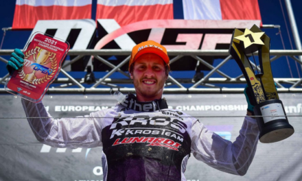 MAXXIS AND DE BORTOLI ONE STEP AWAY FROM THE EMXOPEN TITLE