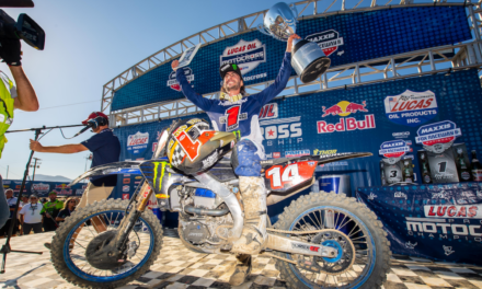 Ferrandis Clinches Lucas Oil Pro Motocross Championship to Become First Frenchman to Capture Premier Class Title in 30 Years