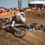 MICHAEL MOSIMAN CLAIMS A TOP-10 FINISH AT AMA PRO MOTOCROSS FINALE