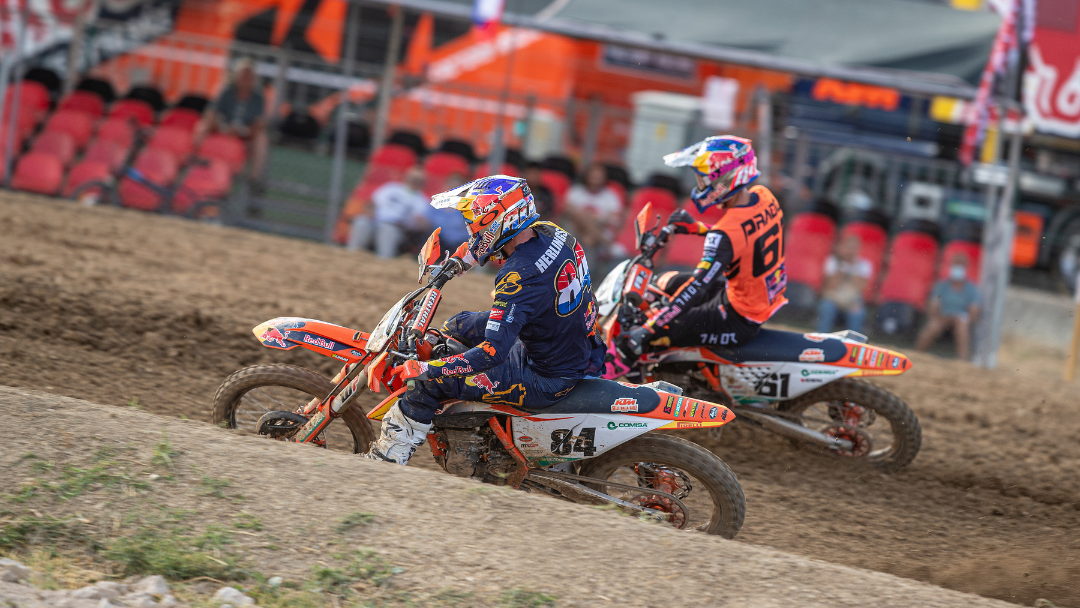 HERLINGS AND VIALLE OWN THE TURKISH GRAND PRIX NEAR MIDWAY POINT OF 2021 MXGP