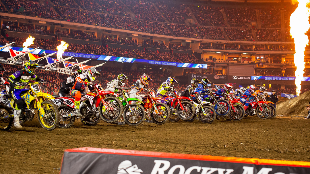 Monster Energy Supercross Tickets on Sale Today