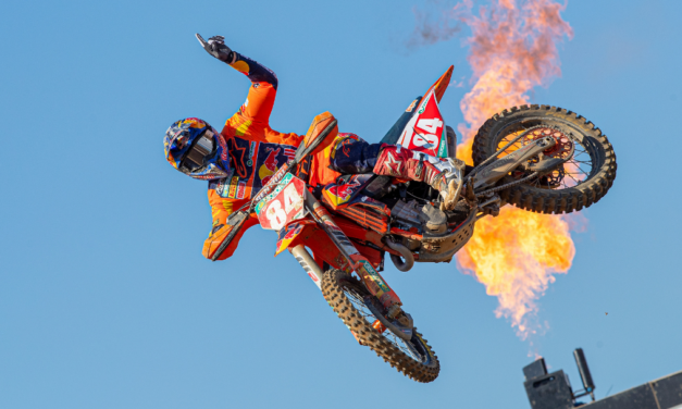 1-2 FOR HERLINGS AND PRADO AT PACKED SPANISH GRAND PRIX