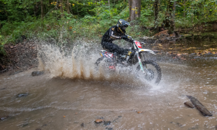 DELONG AND BOLLINGER FIGHT FOR TOP-FIVE FINISHES AT ROUND 7 OF THE NATIONAL ENDURO CHAMPIONSHIP